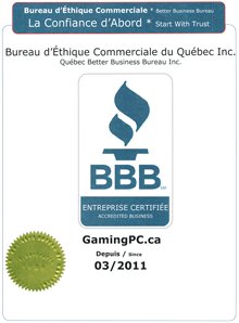 bbb gamingpc